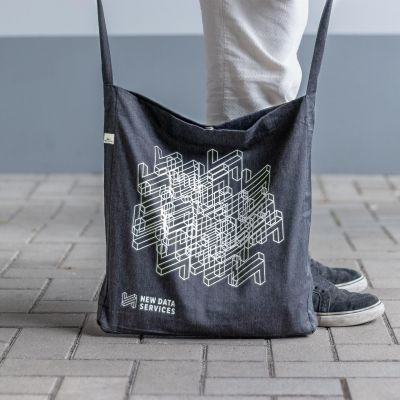 Recycled Sling Tote Bag